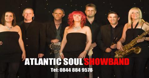 Photos Wedding Bands Scotland Atlantic Soul Showband